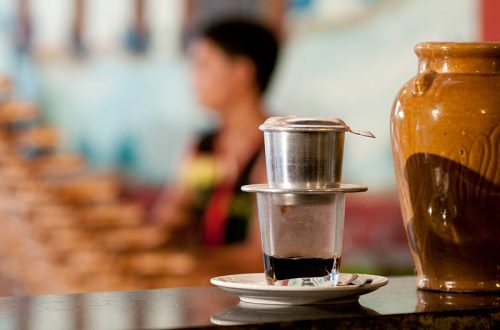 Ca Phe Sach Tai Quan Nguyen Chat Coffee