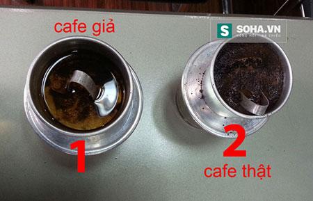 cách nhận biết cà phê nguyên chất